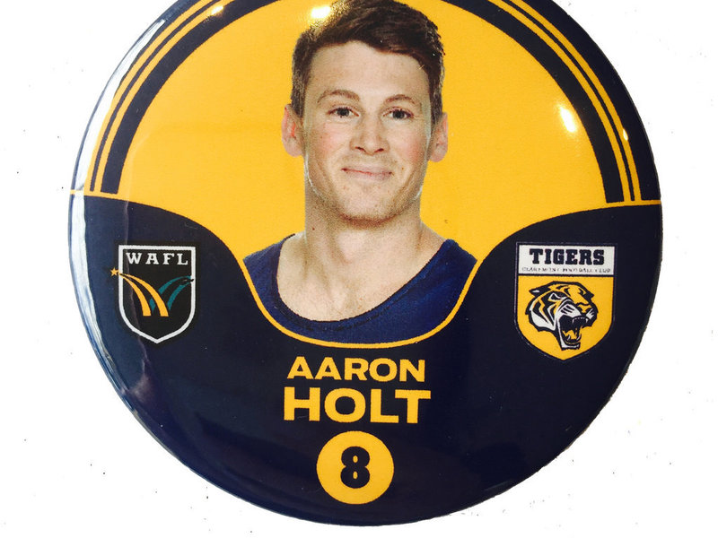 Aaron Holt 8 Player Badge