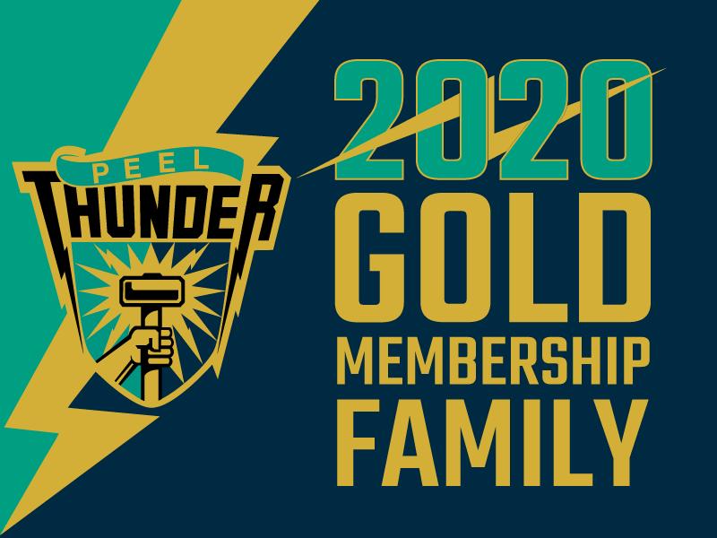 Gold Member Family
