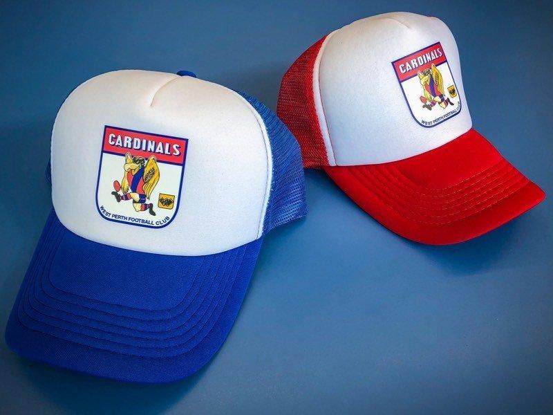 Cardinals Retro Truckers Cap