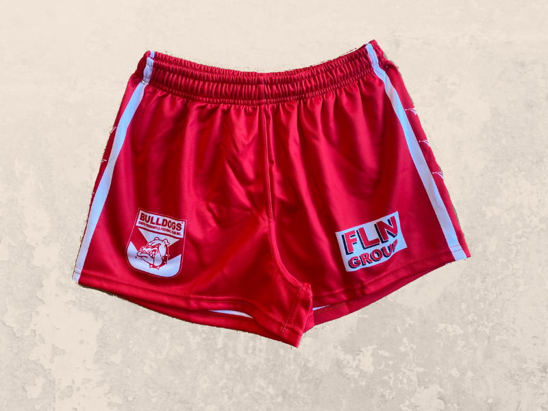 Assorted Red Shorts