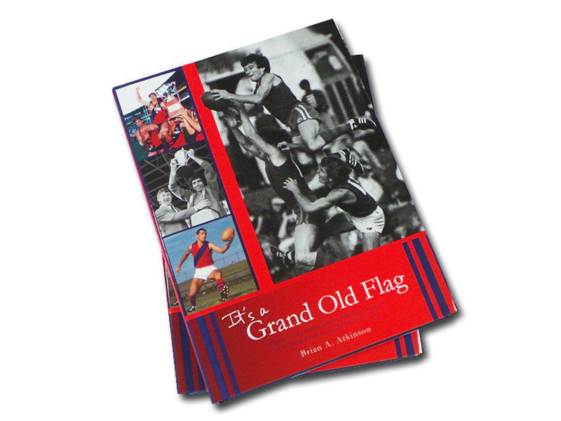 Its a Grand Old Flag 2007 History Book