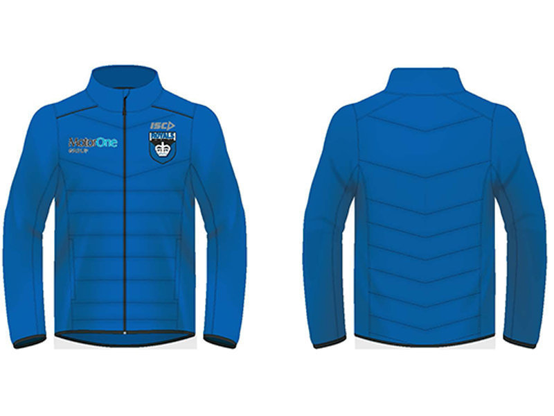 East Perth On-Field Jacket 2019