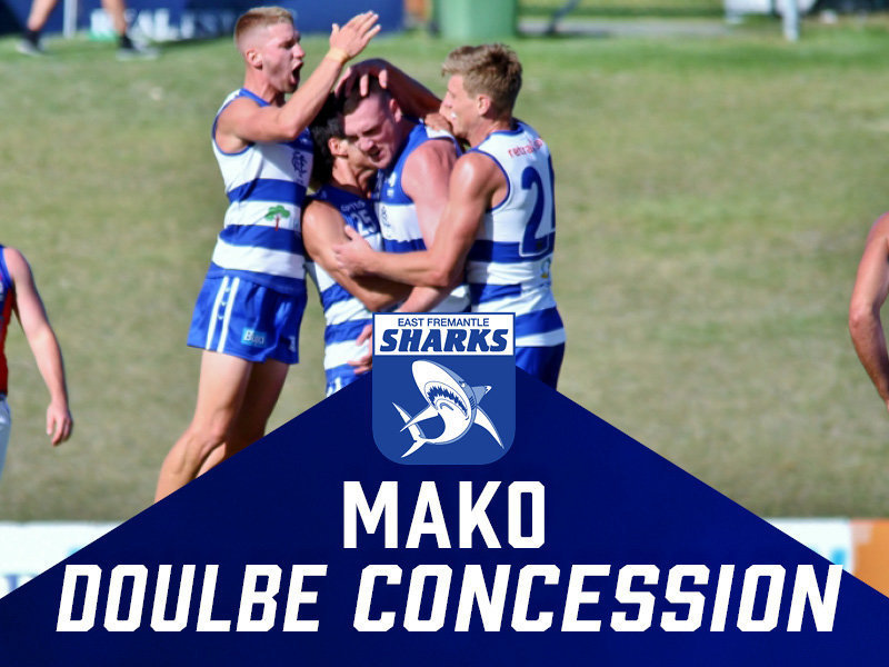 Mako Membership - Double Concession - Strictly for couples