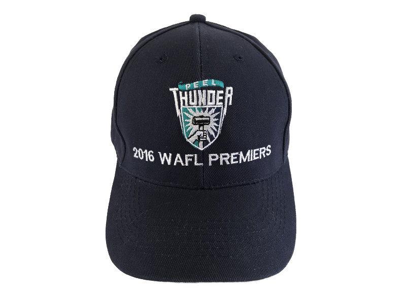 Peel Thunder 2016 Premiership Cap