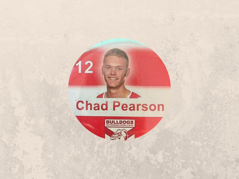 Chad Pearson Badge