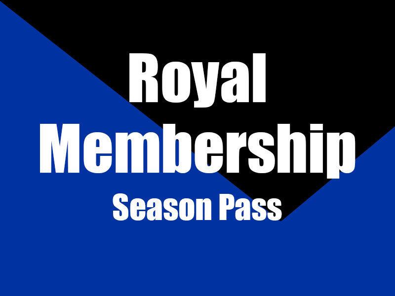Royals Club Membership With Season Pass