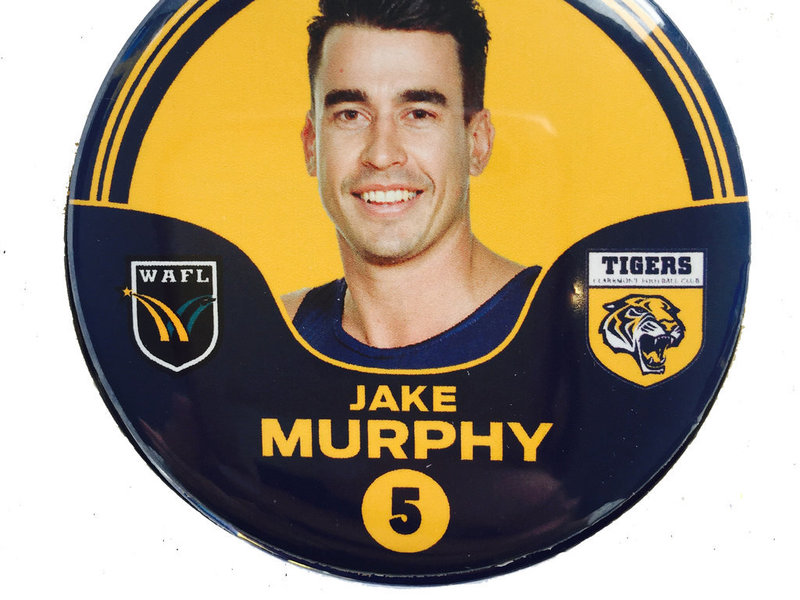 Jake Murphy 5 Player Badge