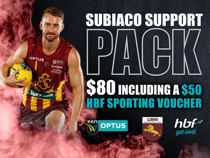Subiaco Support Pack