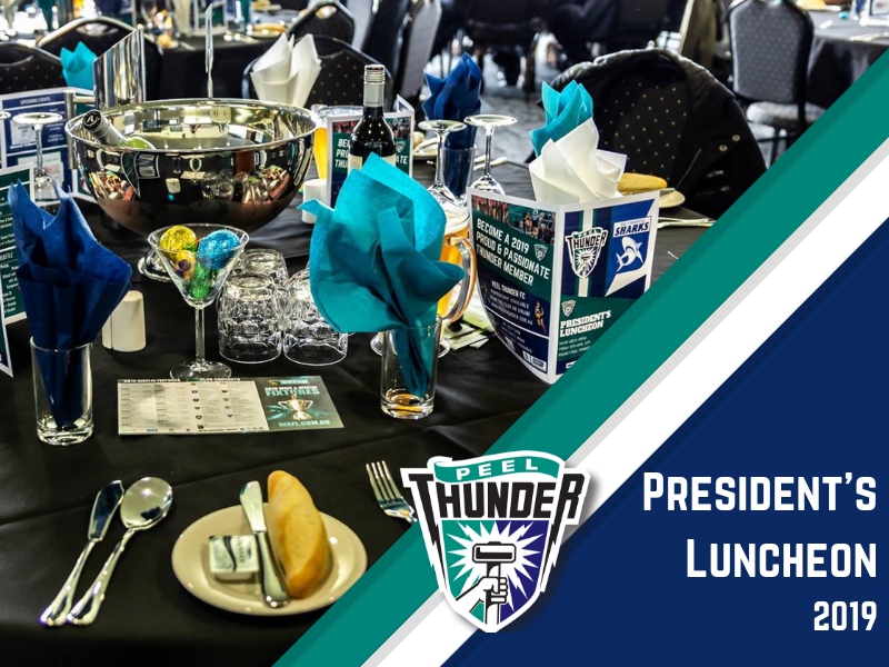 Presidents Luncheon