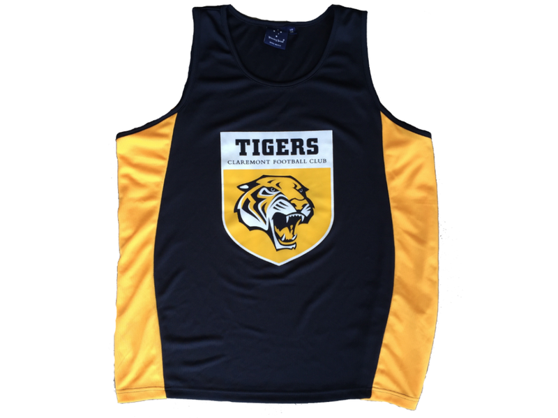 Tigers Training Singlet