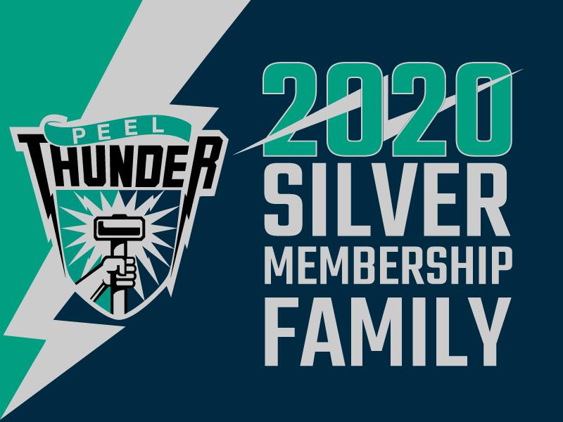 Silver Member Family