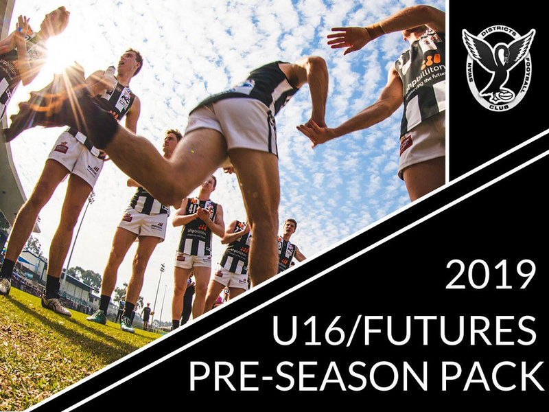 U16-Futures Training Pack
