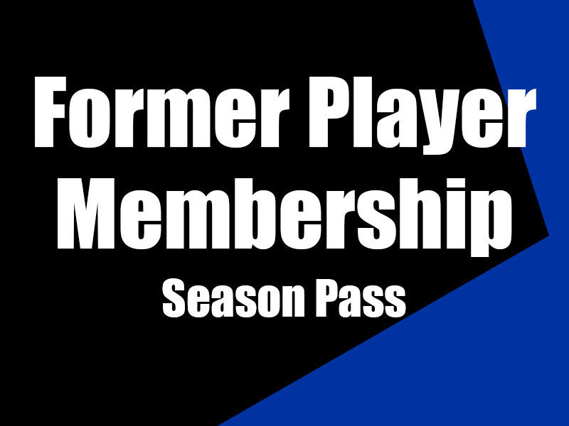 Former Player Membership - Season Pass