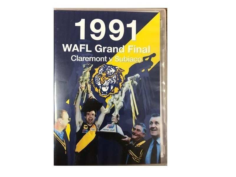 1991 Grandfinal DVD