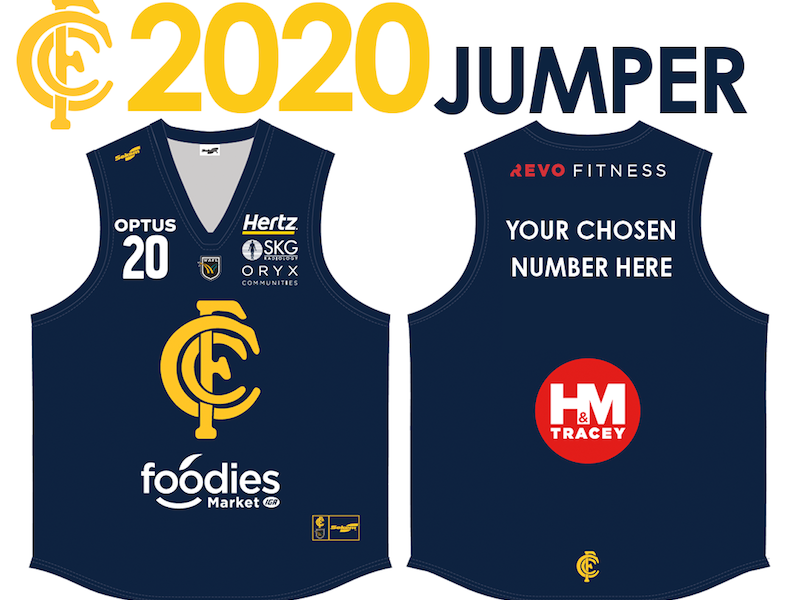 Mens Personalised 2020 Guernsey