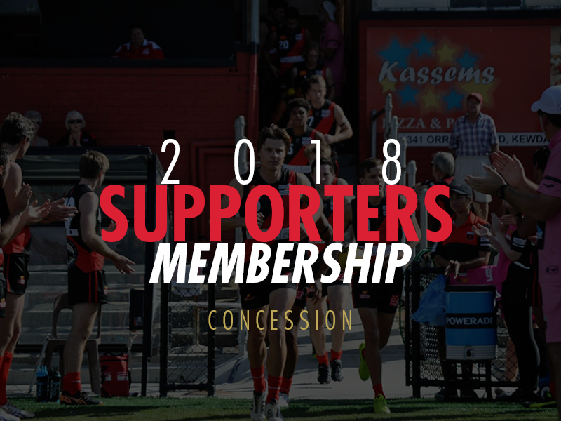 Supporters - Concession