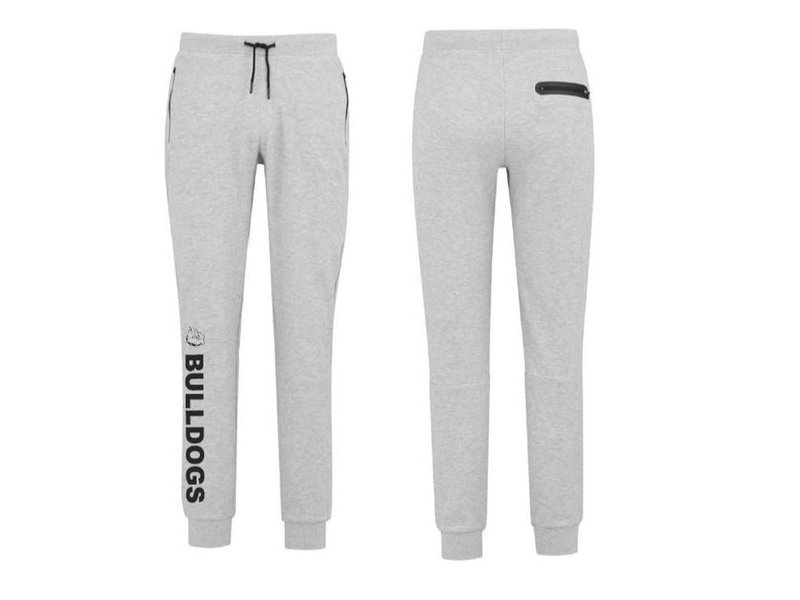 Grey Tracksuit Pants