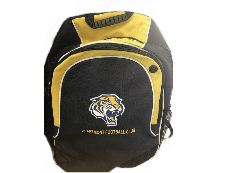 Claremont Tigers Backpack