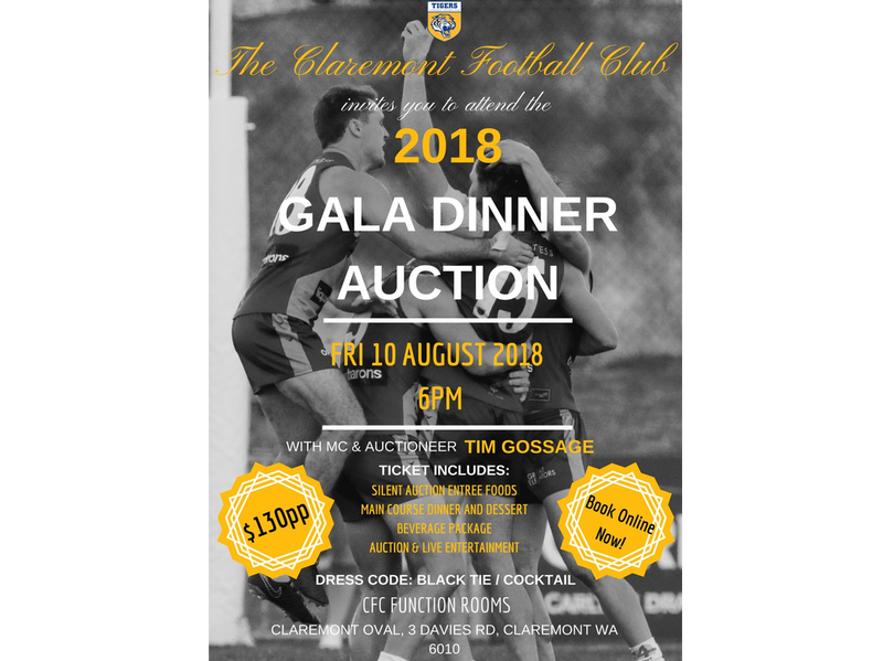 2018 Gala Auction
