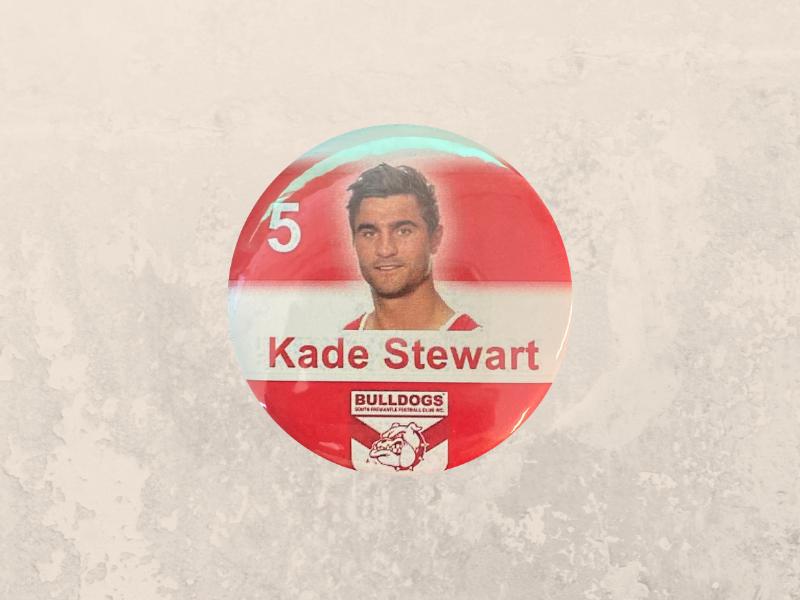 Kade Stewart Badge