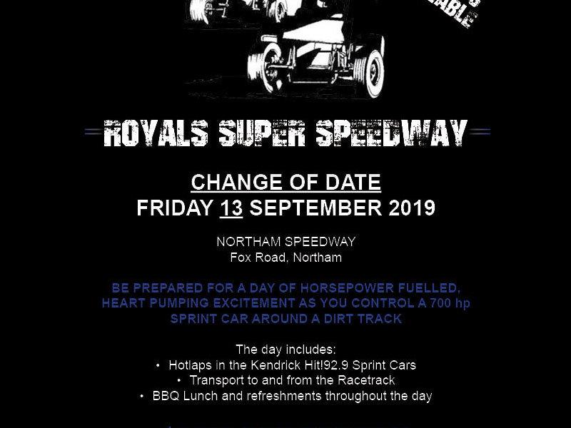 Super Speedway Drive Pass