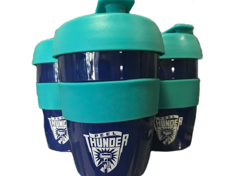 Peel Thunder Travel Coffee Cup