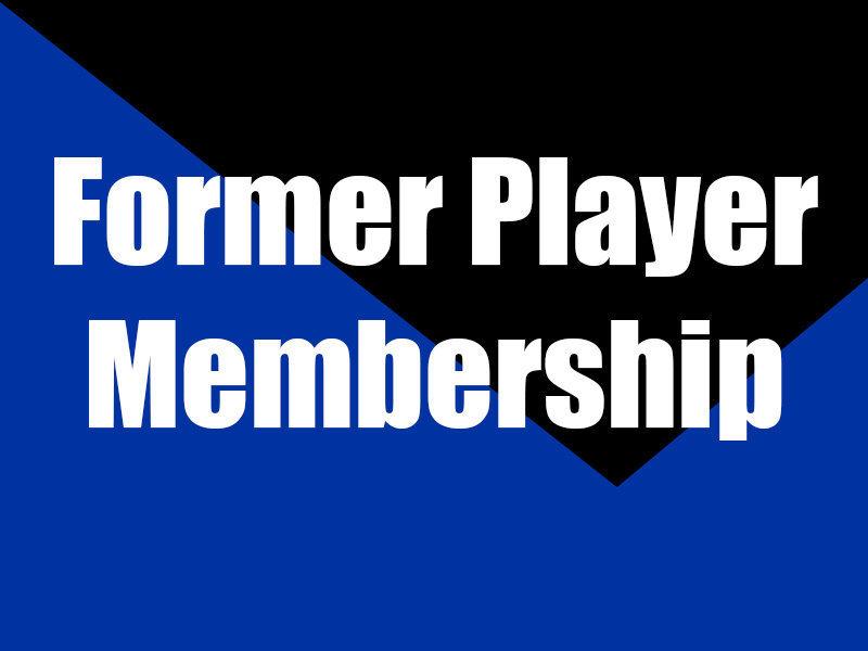Former Player Membership