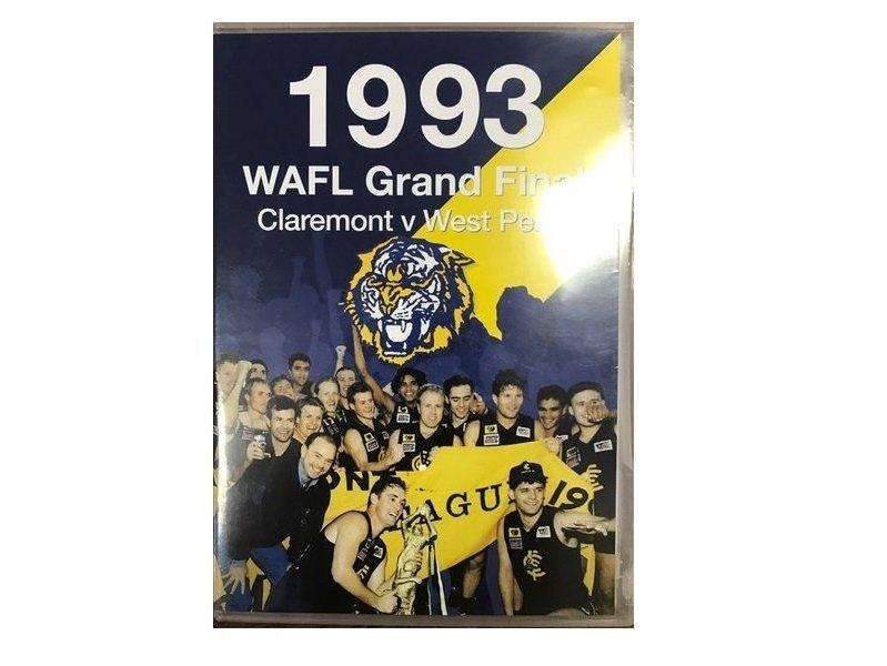 1993 Grand Final DVD