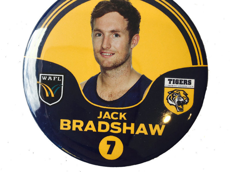 Jack Bradshaw 7 Player Badge