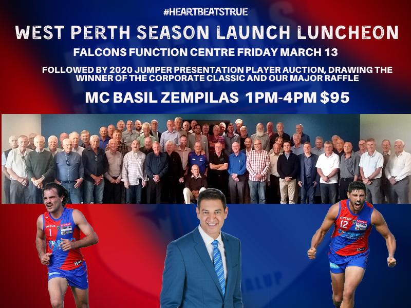 West Perth Season Launch Luncheon