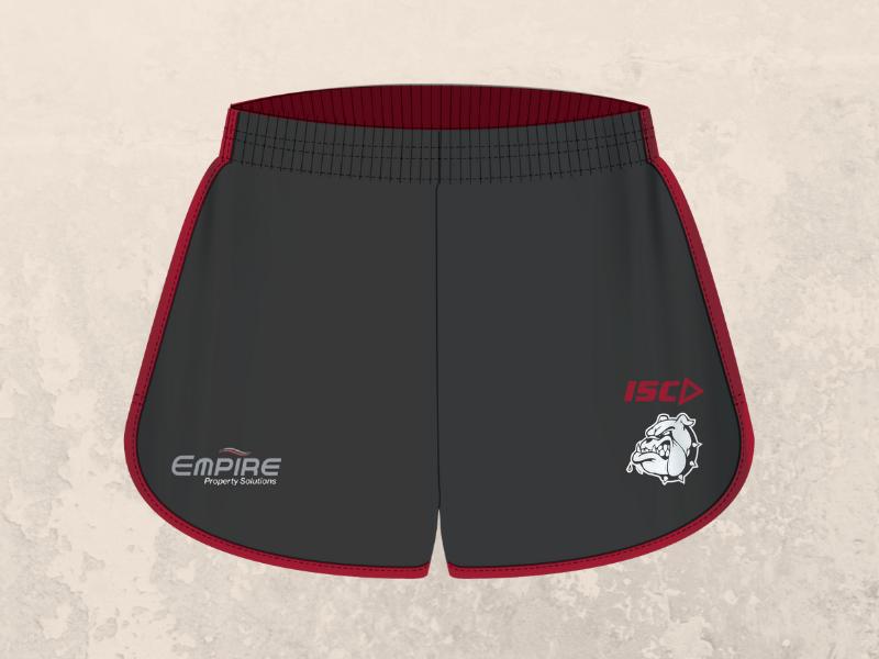 Red Rim Bulldogs Shorts