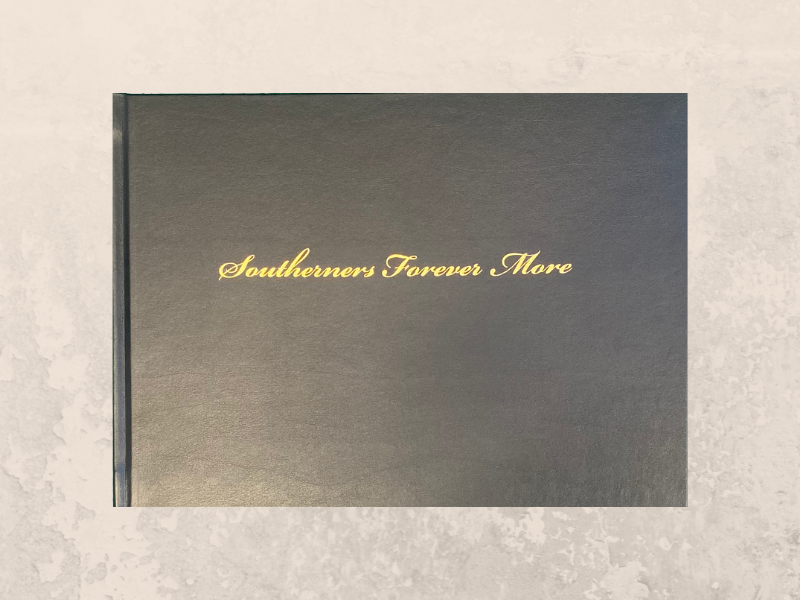 Southerners Forever More - Hardcopy