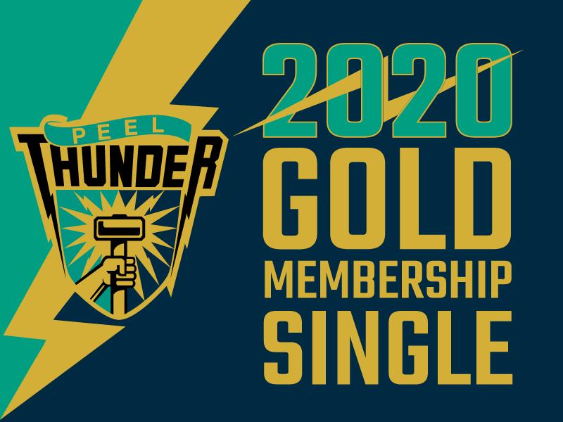 Gold Member Single