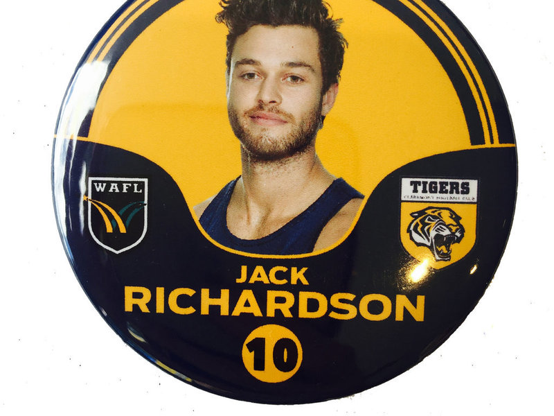 Jack Richardson 10 Player Badge