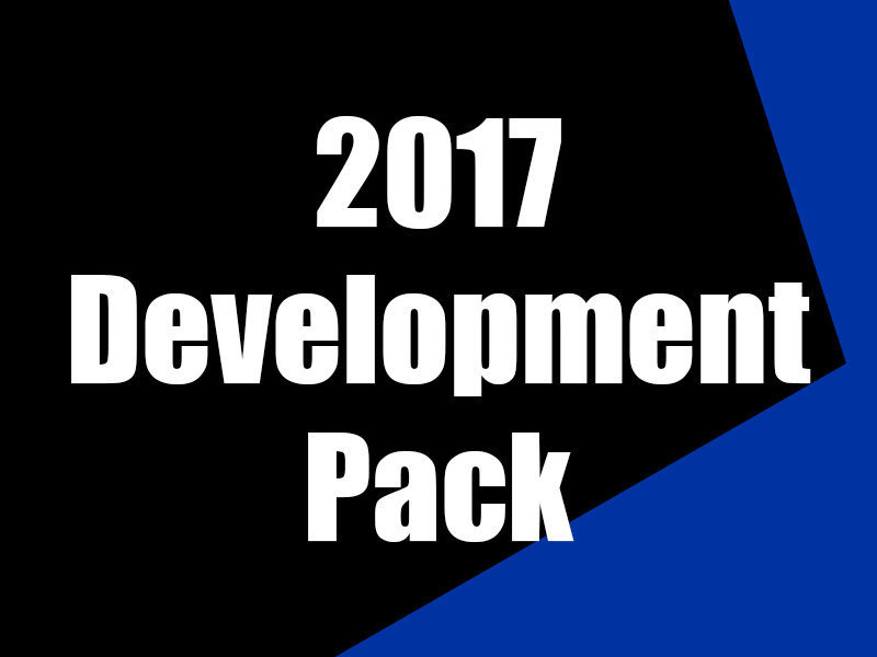 2017 Development Pack