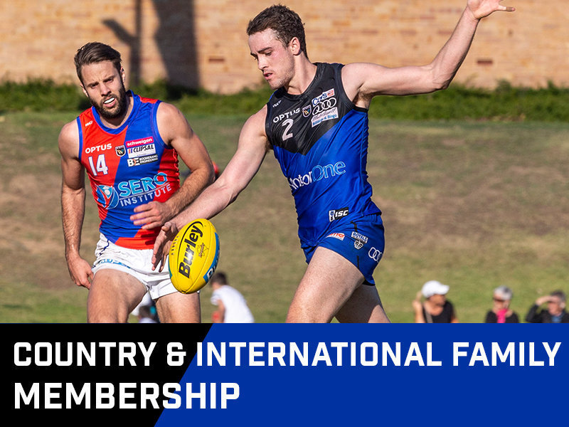 Country and International Family Membership