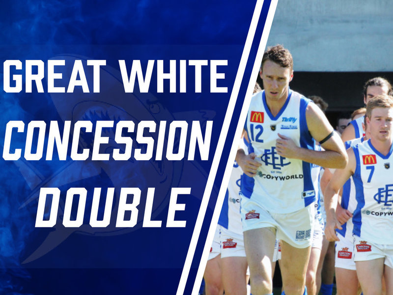 Great White Membership - Double Concession