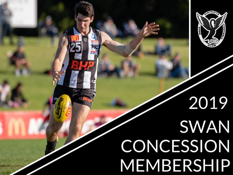 Swan Membership - Concession