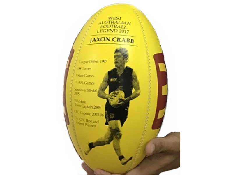 Jaxon Crabb Legends Football