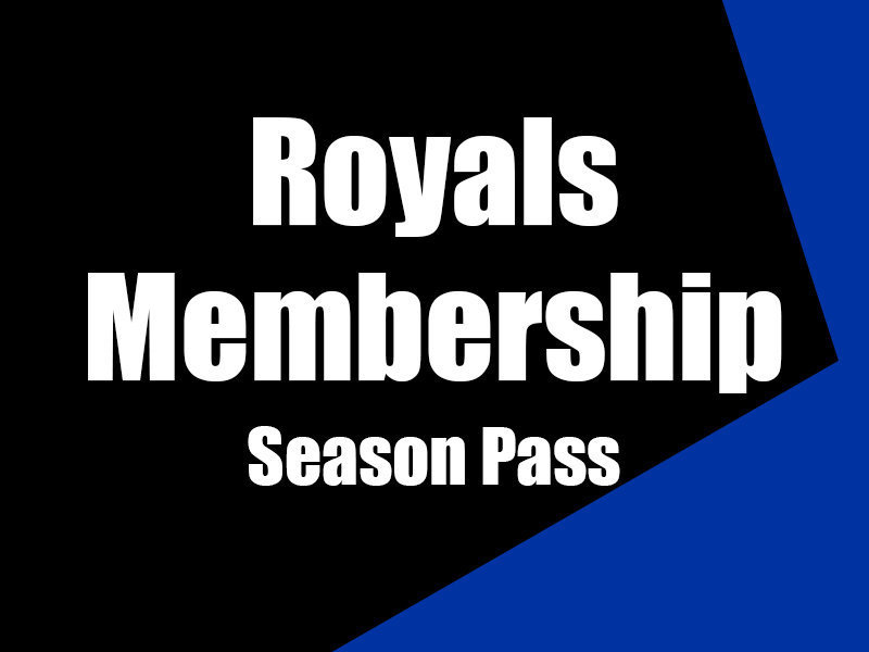 Royals Club Membership With Season Pass