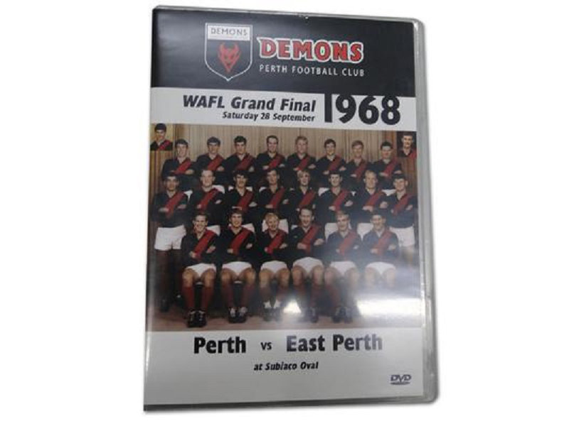 Perth Football Club DVD - 1968