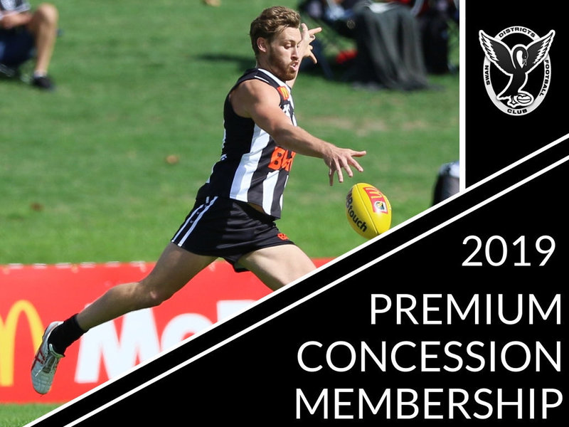 Premium membership - Concession