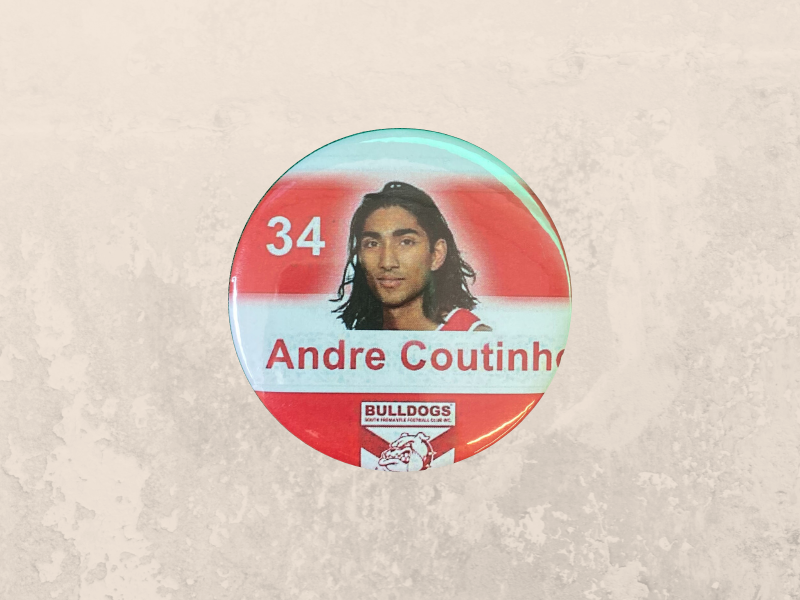 Andre Coutinho Badge