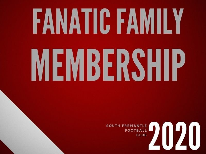 Fanatic Family Membership
