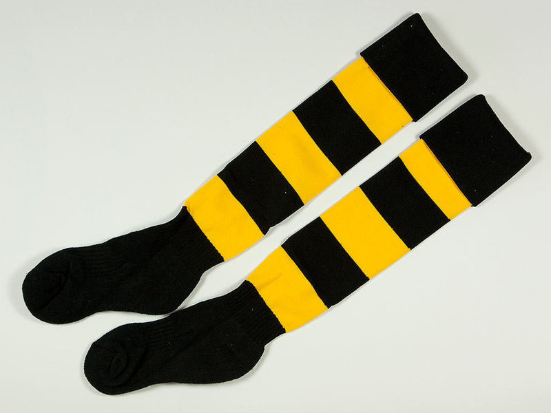 Elite Tigers Playing Socks Size 11-13