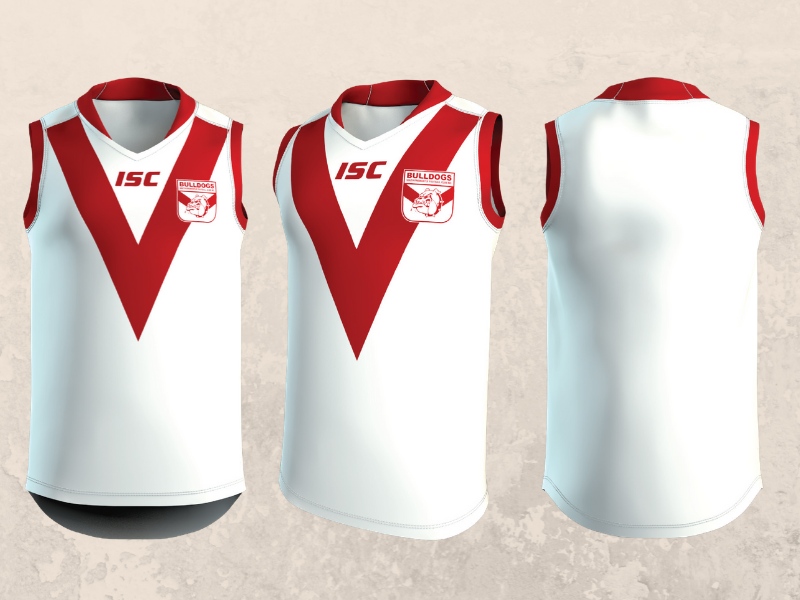 Adult Bulldogs Guernsey