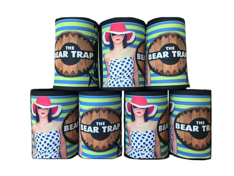 The Bear Trap Stubby Holder