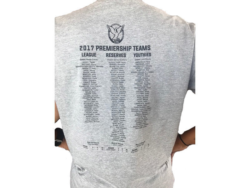 Premiers 3 From 3 2017 Shirt