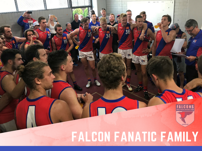 Falcon Fanatic Family
