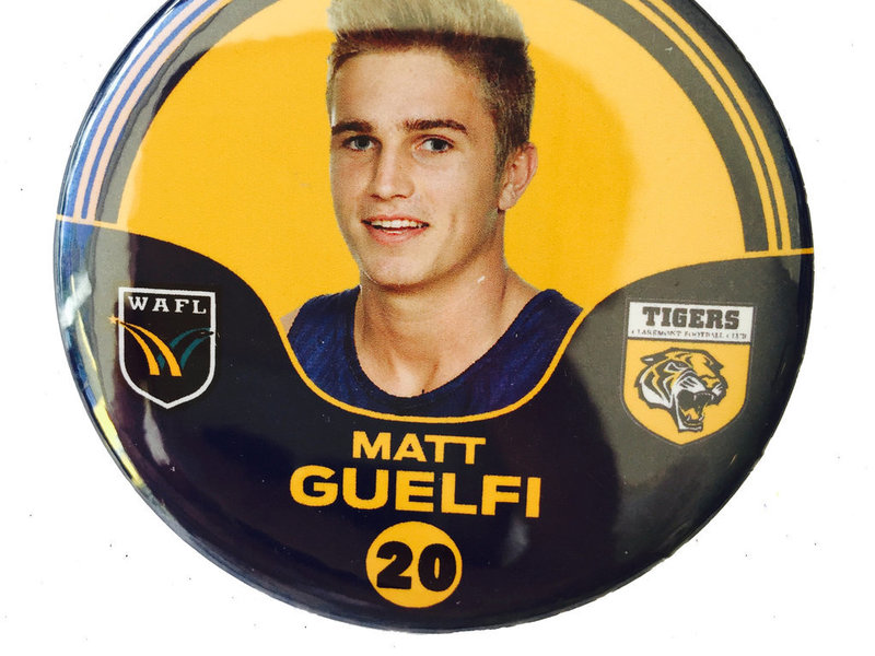 Matt Guelfi 20 Player Badge